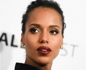 "HBO says ""Scandal"" star Kerry Washington will play Anita Hill in a film about Clarence Thomas' 1991 Supreme Court confirmation ..."