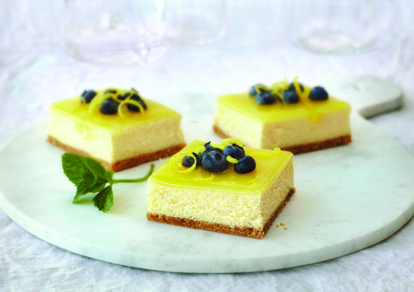 However elaborate the festivities, a rich and creamy dessert is the perfect finale to any Easter gathering. Made from fresh ...