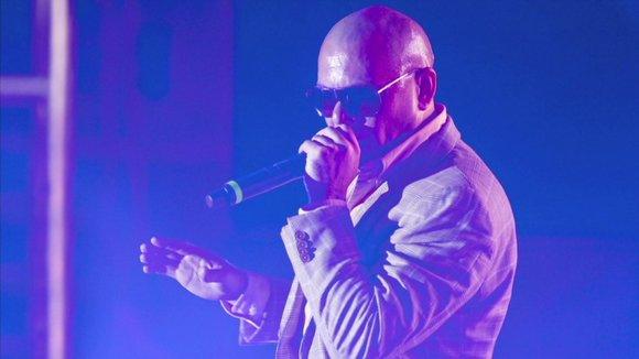 Pitbull on becoming Mr. Worldwide