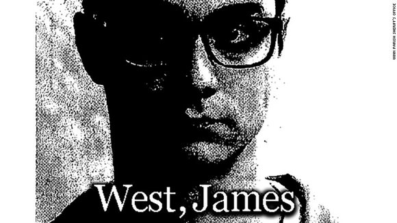 Shortly after James West was arrested last week, it was revealed by a local news report that Mother Jones reporter ...