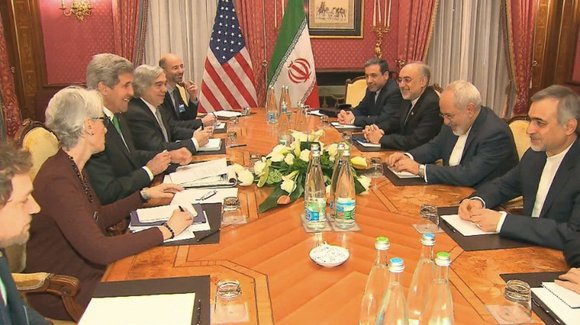 Rouhani said his government kept its word to Iranians when negotiating the deal, which was agreed upon Thursday and sets ...