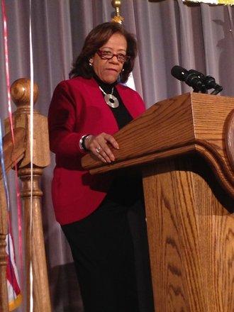 Barbara Byrd-Bennett, CEO, Chicago Public Schools.
