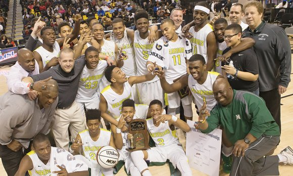 Henrico High School has steered into basketball's fast lane and shows no signs of slowing down any time soon. Coach ...