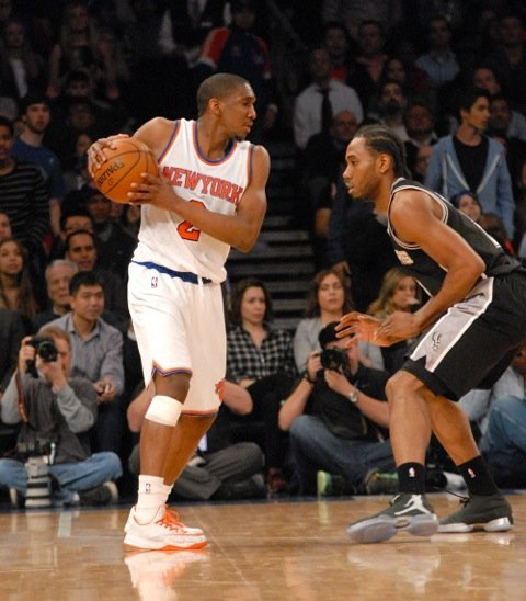 Knicks return to MSG with an uplifting win over the Spurs