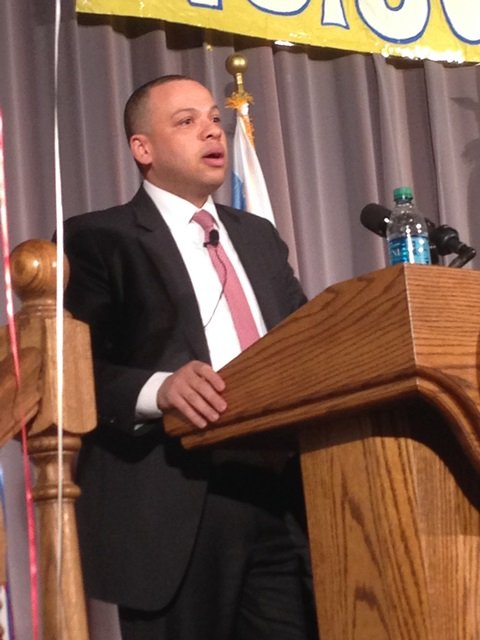 Kurt Summers, Treasurer , City of Chicago.