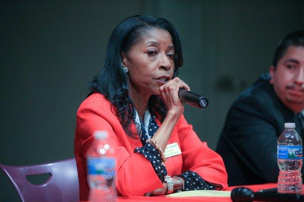 District 4 Councilwoman Bettye Gavin