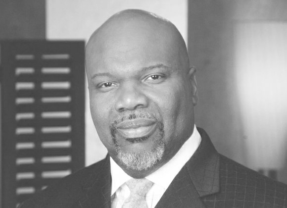 Renowned preacher, author, filmmaker and entrepreneur Bishop T.D. Jakes is coming to Richmond this weekend. The 57-year-old pastor at the ...