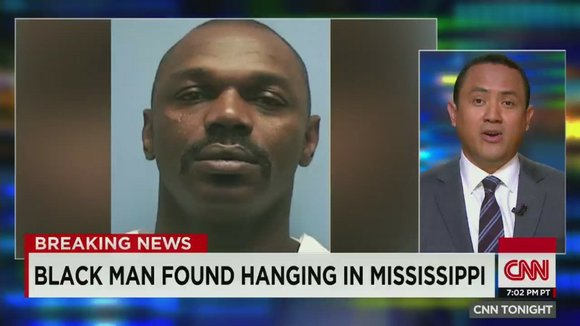 Black man hanging in Mississippi. FBI investigates.