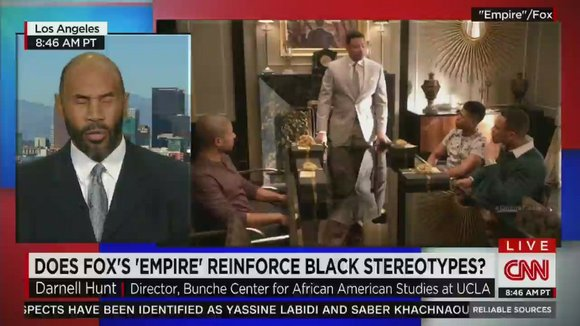 Does FOX's Empire reinforce black stereotypes?