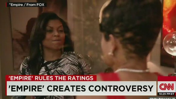"As ""Empire"" airs it's season finale, Don Lemon asks a collection of guests to respond to the controversy surrounding the ..."