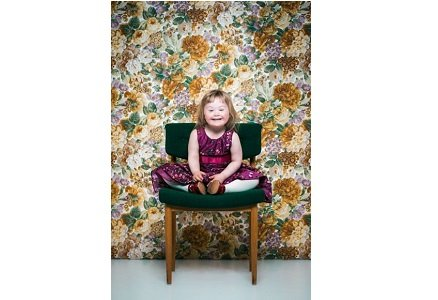 Icelandic photographer Sigga Ella wanted to show that people with Down syndrome are more than a chromosomal abnormality. They are ...