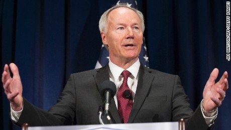 In the wake of intense backlash against a similar law in Indiana, first-term Republican governor had rejected the first version ...