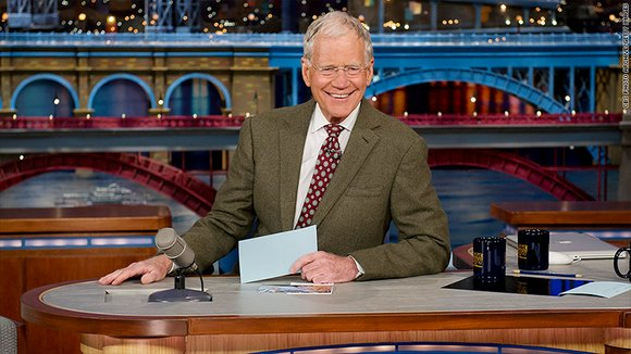 David Letterman is tired of all the talk about President Trump's incompetence. The former late night host wants to see ...