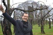 Luca Ortoncelli-Owner Ca' Di Rajo wines of Italy