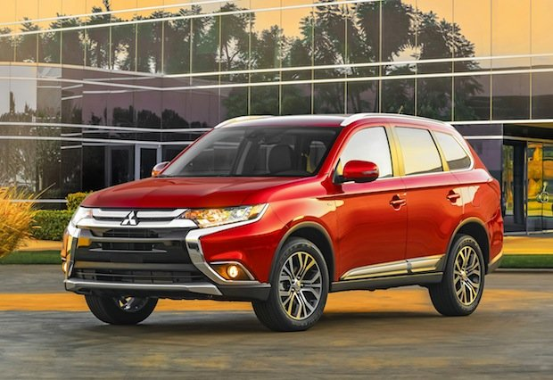 Mitsubishi Motors North America, Inc. (MMNA) Today Unveiled The New 2016  Mitsubishi