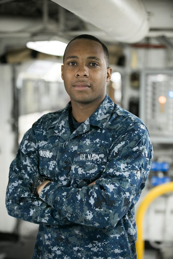 A 2009 Stafford High School graduate and Houston, Texas, native is serving on one of the world's largest warships, the ...