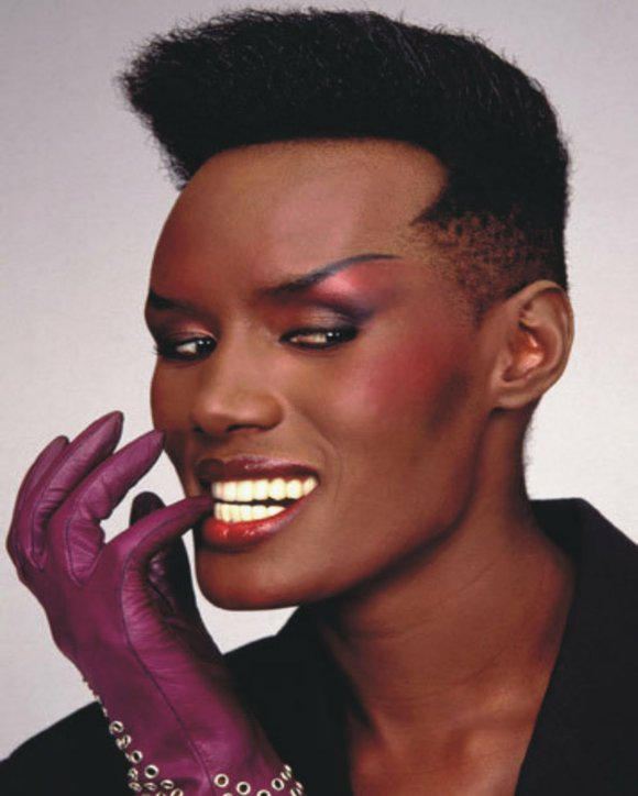 Grace Jones Documentary Underway New York Amsterdam News
