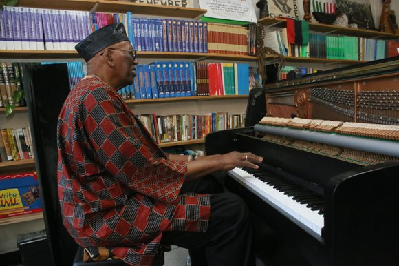 Having arrived from South Africa days ago, Jazz Master Randy Weston still found time to perform a free concert for ...