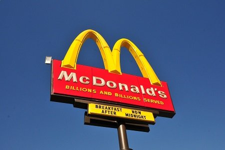 McDonald's is once again a target for criticism. This time for giving raises to 90,000 of its hourly-wage workers.