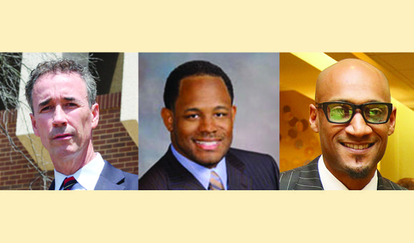 Three potential contenders for Richmond area seats in the General Assembly have been knocked out at the starting gate — ...
