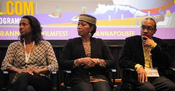 A piece of local history made it to the big screen during this year's Annapolis Film Festival on March 27, ...