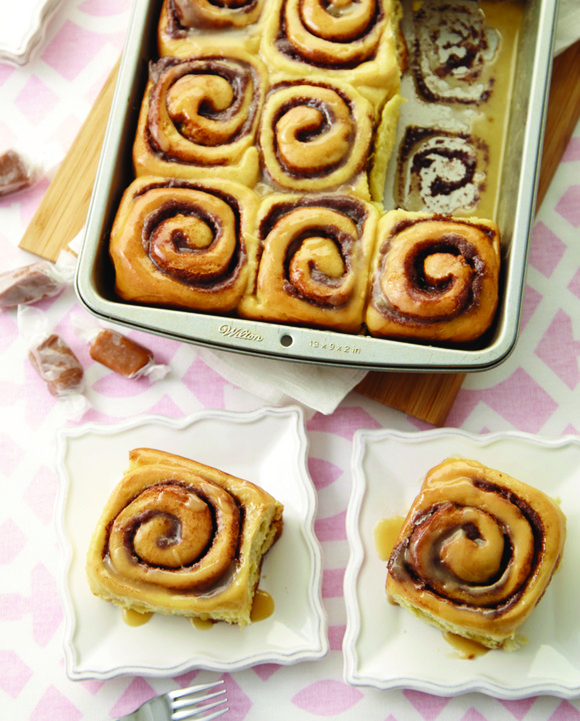 A decadent recipe you can prepare together and enjoy warm out of the oven is an ideal choice. As you ...