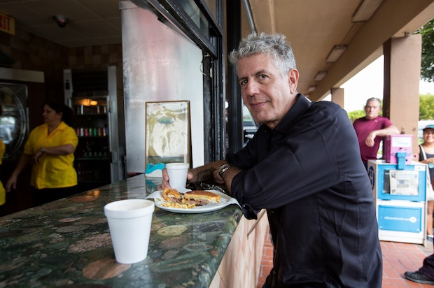 Anthony Bourdain Announces 2015 Tour - Coming to Houston July 8!