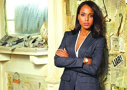 Kerry Washington will take the lead in a real life scandal.