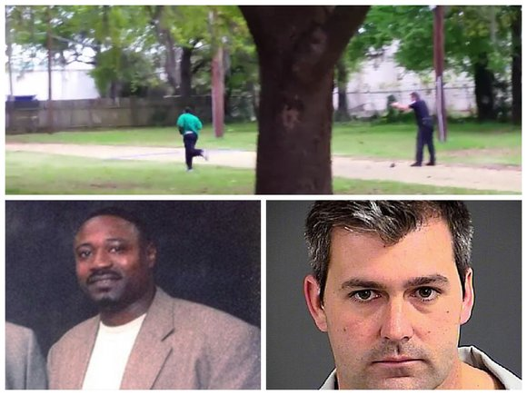A white former South Carolina officer was sentenced to 20 years in prison on Thursday for fatally shooting an unarmed ...