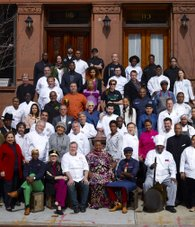 Harlem Eat Up! participants