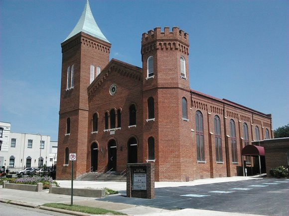 A historic Petersburg church is presenting a concert by Larry Bland and Promise to commemorate the 29th anniversary of its ...