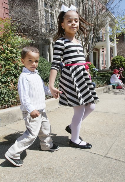 Stepping out in style