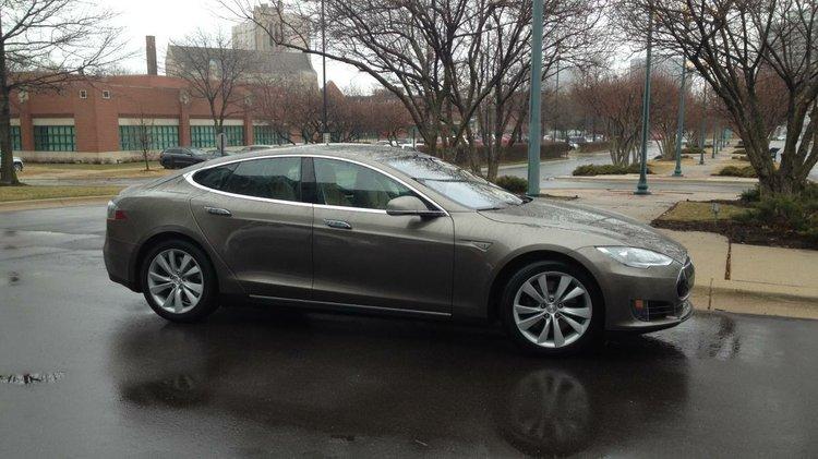 Driven Tesla Model S 70d 514 Hp Awd Longer Range