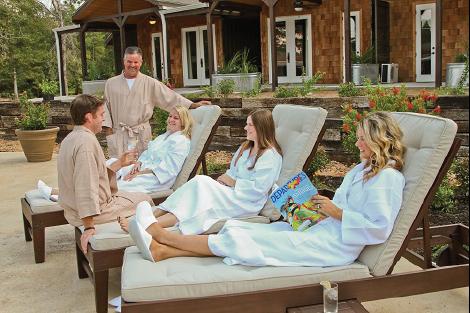 deer lake lodge celebrates mothers houston style
