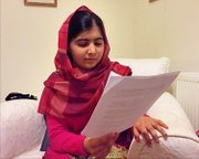 Malala Yousafzai has written a heartfelt open letter to mark the one year anniversary of the abduction of over 200 schoolgirls in Chibok, Nigeria on April 14, 2014. Her letter of support and solidarity with the missing also calls on Nigerian leaders and the international community to provide more help express her support and solidarity with the missing.