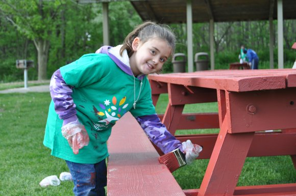 The Will County Forest Preserve District has four events planned for April 25.