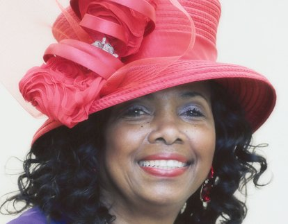 Arlette J. Teele founded the Purple Pumps Chapter of the Red Hat Society with the goal of bringing women in ...
