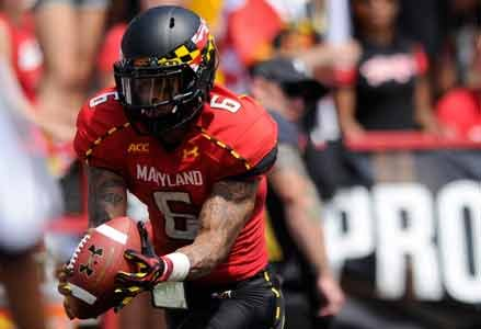 The road that Maryland wide receiver Deon Long has traveled up to this point is a very uncommon one. Long ...
