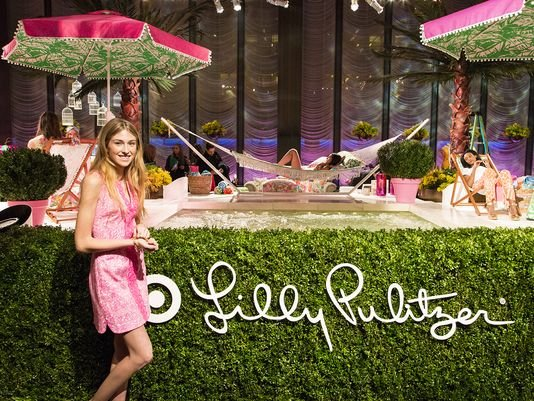 1c0ef3f280 Lilly Pulitzer for Target Causes Shopping Frenzy. CNN/Stylemagazine.com  Newswire | 4/20/2015, 8:51 a.m.