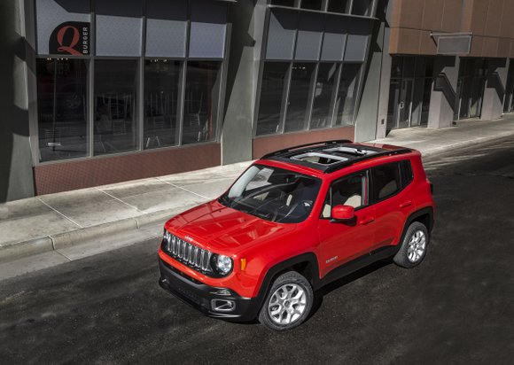 The 2015 Jeep Renegade is an integral part of the globalization of the brand's industrial foot print. That means Jeep ...