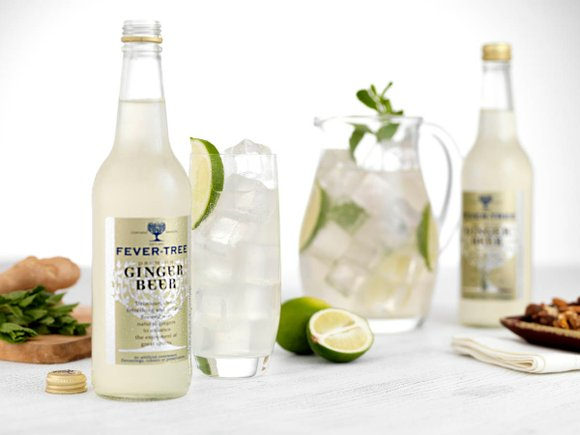 Superb on its own, ginger beer is a soft drink being used increasingly in cocktails around the world to add ...
