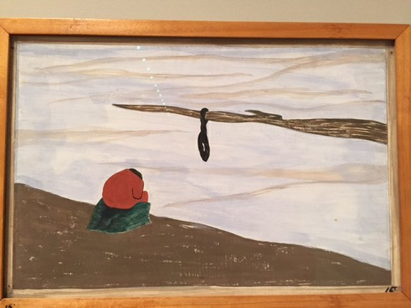 "The artist Jacob Lawrence's ""One-Way Ticket: Migration Series and Other Visions of the Great Movement North"" is now on exhibit ..."