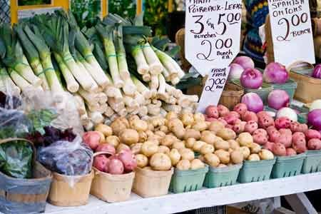 The 38th season of the Baltimore Farmers' Market & Bazaar in now open on Sundays from 7 a.m. to sell ...