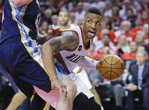 Damian Lillard had 32 points and the Portland Trail Blazers avoided elimination from the playoffs with a 99-92 victory over ...