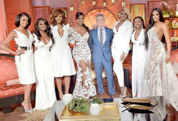 Last night on The Real Housewives of Atlanta reunion show part I Kandi Burruss and NeNe argued over Kandi's deteriorating ...