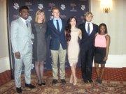 A gathering of Sullivan Award winners