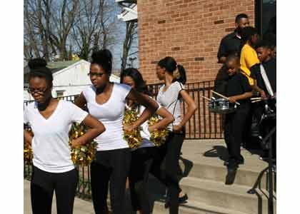 The Annapolis Drum & Bugle Corps held the first annual Gospel Fest in Annapolis on Saturday, April 12, 2015 at ...