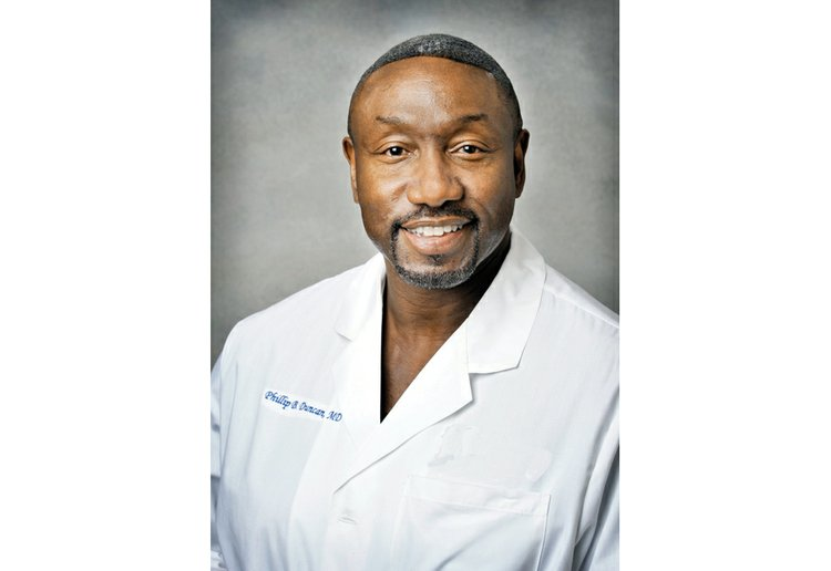 Personality: Dr  Phillip B  Duncan | Richmond Free Press