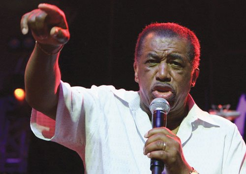 A loving farewell to R&B soul singer Ben E. King.