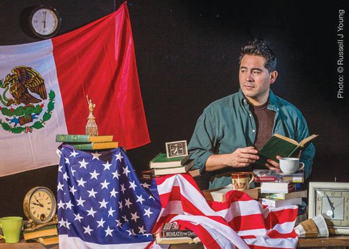 "Portland's only Latin-American theater presents ""American Night: The Ballad of Juan José,"" a sharp-eyed and sharp-witted comedy about a Mexican ..."